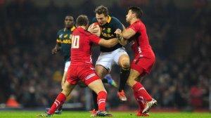 Rugby 2014 - Wales beat SA