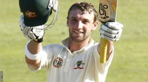 Phil Hughes Century, Reuters