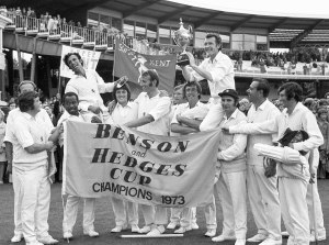 County Cricket, Benson and Hedges Cup, 1973