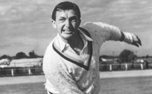 Richie Benaud, circa 1961