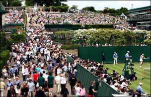 Wimbledon - world class sports entertainment