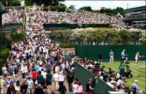 Wimbledon - world class sports entertainment