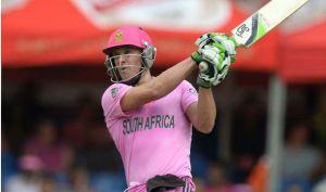 Ab de Villiers, fastest century 2015