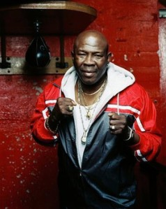 Emile Griffith in later life.