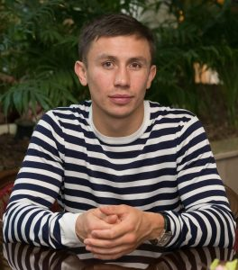 Gennady Golovkin, Golden Boy of Boxing