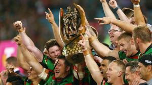 The Souths celebrate.