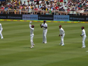 West Indies v South Africa at Newlands, January 2015