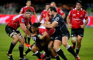 Super Rugby Sharks vs Lions