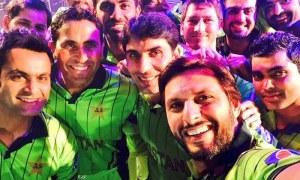 Pakistan Cricket 2015