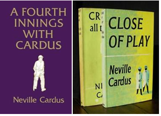 neville-cardus-book-covers
